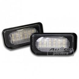 Feu de plaque à LED de AuCo pour MB Classe C (W203), Classe C W203