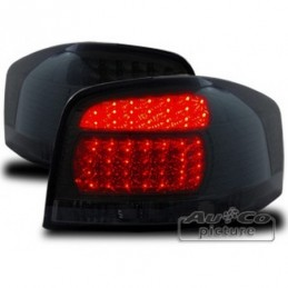Feux arrière LED  Audi A3 (8P), A3 8P 03-08