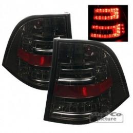 Feux arrière LED de AuCo pour MB Classe M (W163), ML W163