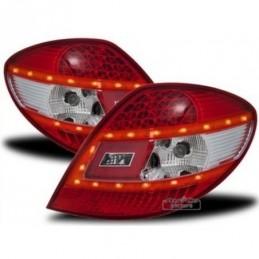 Feux arrière LED de AuCo pour MB SLK (R171), SLK R171