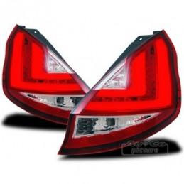 Feux arrière LED Ford Fiesta MK7 (JA8), Eclairage Ford