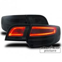 Feux arrière LED Light Tube por AUDI A3 SPORTBACK (8PA), A3 8P 03-08