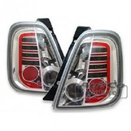 Feux arrière LED pour FIAT 500, 500