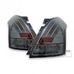 Feux arrière LED pour SUZUKI SWIFT (MZ/EZ), Swift I 04-11