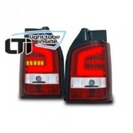 Feux arrière LTI pour VW T5 MULTIVAN (FACELIFT), T5