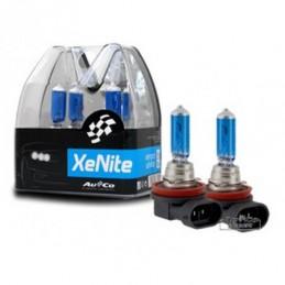 lampe halogène H11 XeNite 12V 55W, Ampoules / Feux de jour