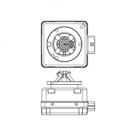 Lampe Xénon D1S / 6000 K (Kelvin), Ampoules / Feux de jour