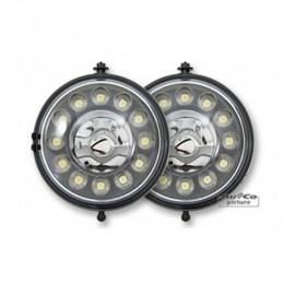 LED - Feux diurnes  Homologue CEE  Mini R56 / R55 / R57 / R60, Cooper R55/R56/R57 07-13