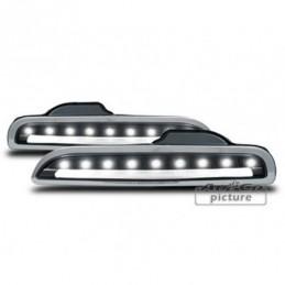 LED unité d'éclairage Optique Feux Diurnes Porsche 987, Boxster / Cayman