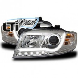 LTI Projecteurs  Light Tube Inside  Audi A4 (B6), A4 B6 00-05