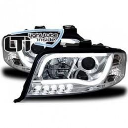 LTI Projecteurs  Light Tube Inside  Audi A6 (C5 FL), A6 4B C5 97-04
