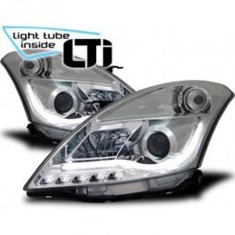 LTI Projecteurs  Light Tube Inside  Suzuki Swift (FZ/NZ), Swift II 10-17
