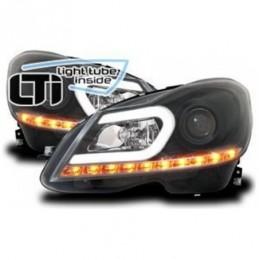 LTI Projecteurs de AuCo pour Mercedes-Benz Classe C (W204), Classe C W204
