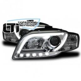 LTI Projecteurs Light Tube Inside pour Audi A4 (B7), A4 B7 04-08