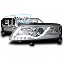 LTI Projecteurs Light Tube Inside pour Audi A6 (4F), A6 4F C6 04-10
