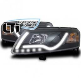 LTI Projecteurs Light Tube Inside pour AUDI A6 (4F) Xenon, A6 4F C6 04-10