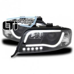 LTI Projecteurs Light Tube Inside pour Audi A6 (C5 FL), A6 4B C5 97-04