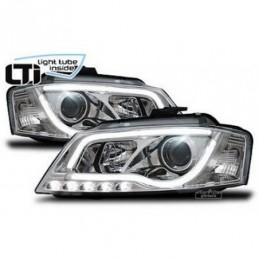 LTI+ Projecteurs Light Tube Inside Audi A3 (8P), A3 8P 03-08
