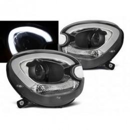 Phares avec LED de diète fonctionnelle adaptable sur BMW Mini Type R60 Countryman Black Edition, Countryman R60
