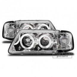projecteurs  avec 2 Angel Eyes  Audi A3 (8L), A3 8L 96-03