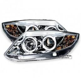 Projecteurs  avec 2 Angel Eyes  BMW Z4, Z4