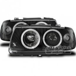 Projecteurs  avec 2 Angel Eyes  VW Polo (6N), Polo III 6N/6N2 94-01