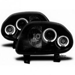 Projecteurs  avec Angel Eyes  Renault Clio (II / 1), Clio II 98-05