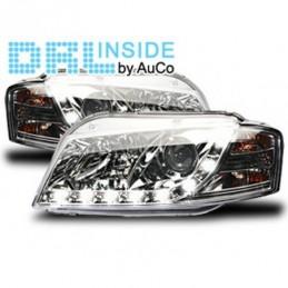 Projecteurs  avec Feux Diurnes  Audi A3 (8P), A3 8P 03-08