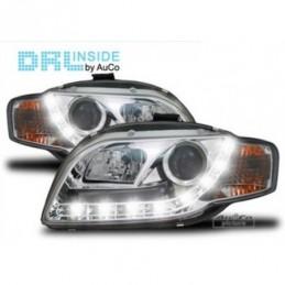 Projecteurs  avec Feux Diurnes  Audi A4 (B7), A4 B7 04-08
