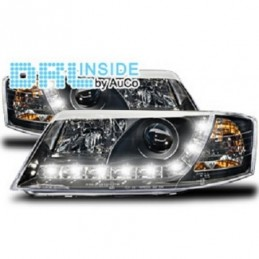 Projecteurs  avec Feux Diurnes  Audi A6 (C5 FL), A6 4B C5 97-04