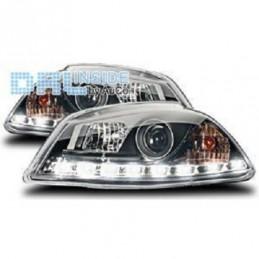 Projecteurs  avec Feux Diurnes  Seat Ibiza/Cordoba (6L), Ibiza 6L 02-08