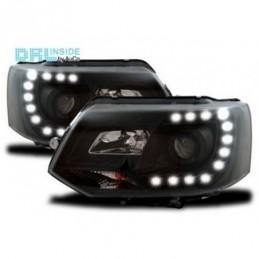 Projecteurs  avec Feux Diurnes  VW T5 Multivan (GP), T5