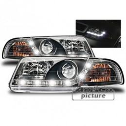 Projecteurs  Optique Feux Diurnes  Audi A4 (B5), A4 B5 94-01