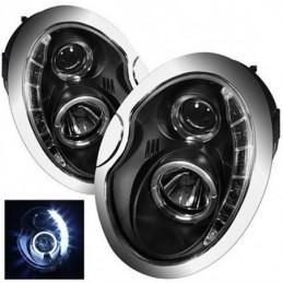 Projecteurs  Optique Feux Diurnes  Mini R50/52/53, Cooper R50/R52/R53 01-07
