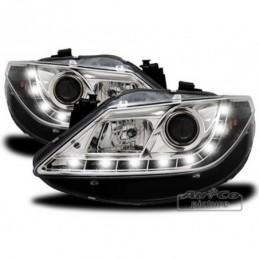 Projecteurs  Optique Feux Diurnes  Seat Ibiza (6J), Ibiza 6J 08-17