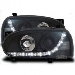 Projecteurs  Optique Feux Diurnes  VW Golf 3, Golf 3