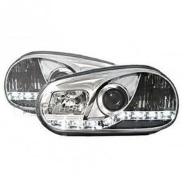 Projecteurs  Optique Feux Diurnes  VW Golf 4, Golf 4