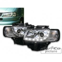 Projecteurs  Optique Feux Diurnes  VW T4 Multivan/Caravelle, T4