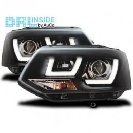 Projecteurs avec Feux Diurnes LED VW T5 (GP), T5