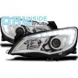 Projecteurs avec Feux Diurnes Opel Astra (J), Astra J