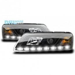 Projecteurs avec Feux Diurnes pour Audi A6 (4F), A6 4F C6 04-10