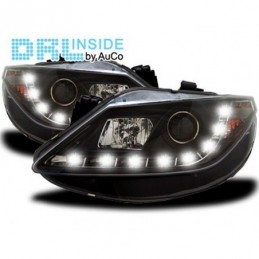Projecteurs avec Feux Diurnes pour SEAT IBIZA (6J), Ibiza 6J 08-17