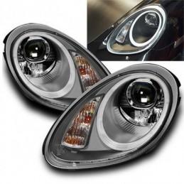 Projecteurs avec LED Optique Feux Diurnes Porsche Boxster/Cayman (987), Boxster / Cayman