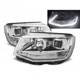 Projecteurs LED avec Feux Diurnes por VW T6, T6