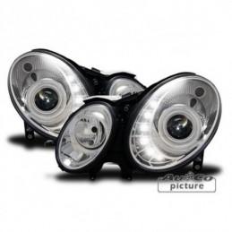 Projecteurs Optique Feux Diurnes de AuCo pour MB E-Klasse (W211 FL), Classe E W211