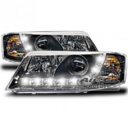 Projecteurs Optique Feux Diurnes pour Audi A6 (C5), A6 4B C5 97-04