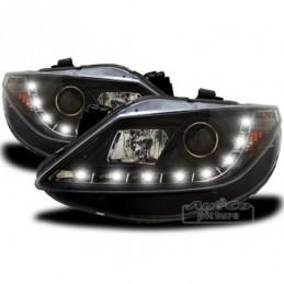 Projecteurs Optique Feux Diurnes pour SEAT IBIZA (6J), Ibiza 6J 08-17