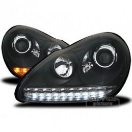Projecteurs Xénon avec LED Optique Feux Diurnes Porsche Cayenne (9PA), Cayenne