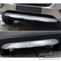 Protection sous caisse  Hyundai ix35, Hyundai