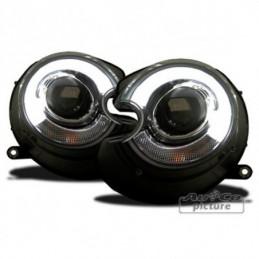 Xénon LED Light tube Projecteurs pour MINI R56/R57/R55/R58/R59, Cooper R55/R56/R57 07-13